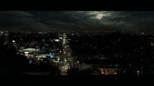 Drak nad Los Angeles budoucnosti