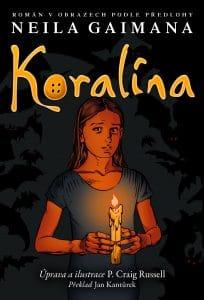 Neil Gaiman: Koralina
