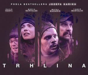Jozef Karika: film Trhlina