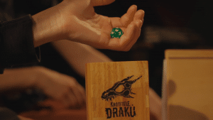 Krotitele draku kostka