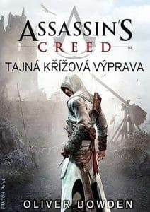 Assassins Creed: Tajná křížová výprava obálka