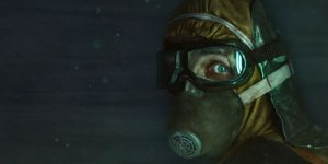 Cernobyl HBO maska