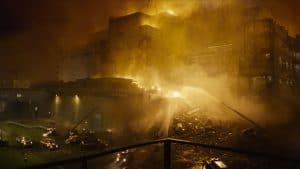 Cernobyl HBO výbuch