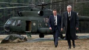 Cernobyl HBO Legasov a Scerbina