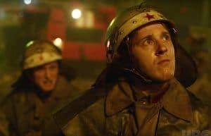 Cernobyl HBO hasici