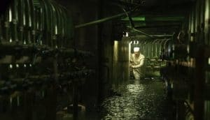 Cernobyl HBO radioaktivni voda