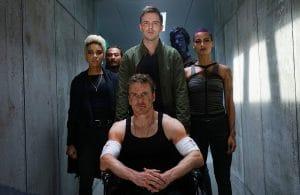 X-MEN: DARK PHOENIX - Michael Fassbender