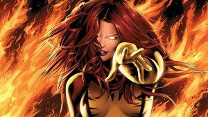 X-Men: Dark Phoenix komiks