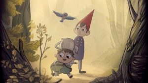 Za zdí zahrady / Over the Garden Wall