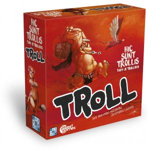 Troll REXhry krabice