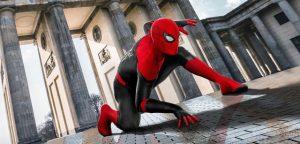 Spider-Man: Daleko od domova 1