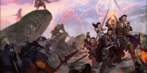 Dungeons & Dragons basic rules RPG