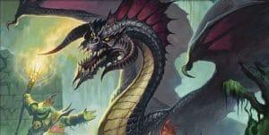 Dungeons & Dragons drak