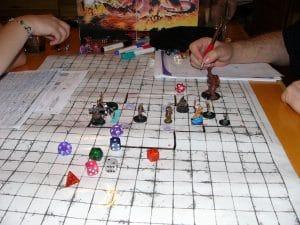 Dungeons & Dragons hra