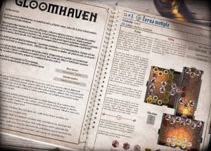 Isaac Childres – Gloomhaven mohyla