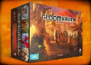 Isaac Childres – Gloomhaven krabice