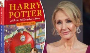 Harry Potter - J. K. Rowling