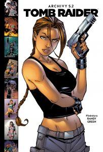 Tomb Raider – Archivy S. 2 obálka