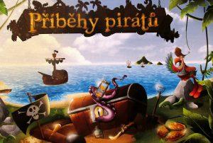 Příběhy pirátů obal