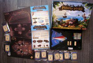 Příběhy pirátů balení