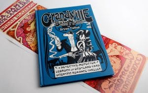 Grandville modrá