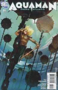 Tad Williams Aquaman
