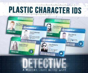 Detektiv: Po stopách zločinu ID