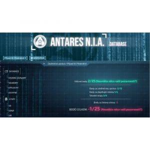 Detektiv: Po stopách zločinu Antares