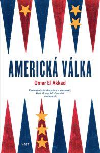 Omar El Akkad - Americká válka obalka