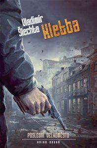 Vladimír Šlechta: Kletba obálka