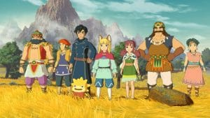 Ni no Kuni: Wrath of the White Witch Remastered 2