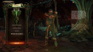 Warhammer: Chaosbane wood elf