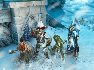 Warhammer: Chaosbane druzina