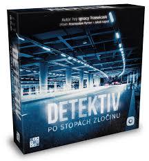 Detektiv: Po stopách zločinu krabice