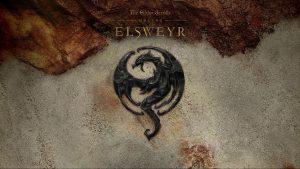 Elder Scrolls Online: Elsweyr logo