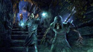 Elder Scrolls Online: Elsweyr Necromancer