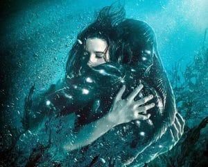 Guillermo del Toro Tvar vody