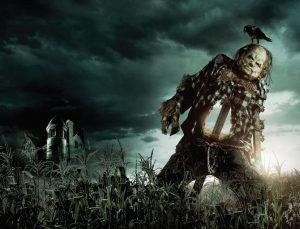 Guillermo del Toro Nocni mury