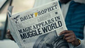 Harry Potter: Wizards Unite daily prophet