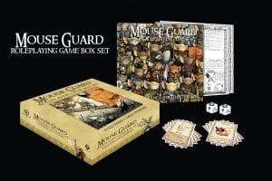 Myší hlídka: Hra na hrdiny gamebox
