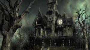 Noční můry z temnot strašidelný dům