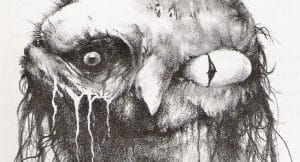 Noční můry z temnot vlk