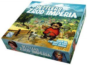 Settlers: Zrod Impéria - krabice