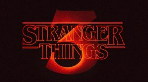 Stranger Things - 3. série logo