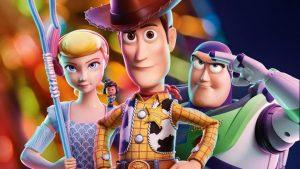 Toy Story 4 - Příběh hraček zabava