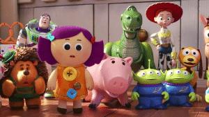 Toy Story 4 - Příběh hraček relevance