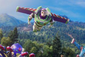 Toy Story 4 - Příběh hraček Buzz