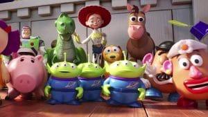 Toy Story 4 - Příběh hraček mimozemstani