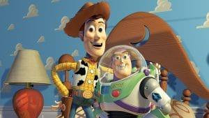 Toy Story 4 - Příběh hraček prvni