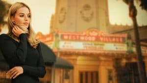 Once upon a time in Hollywood Margot 2